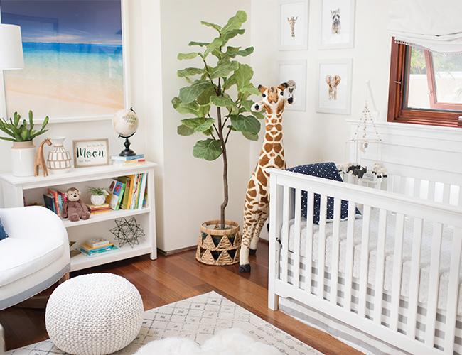 Küçük Bebek Odası Fikirleri