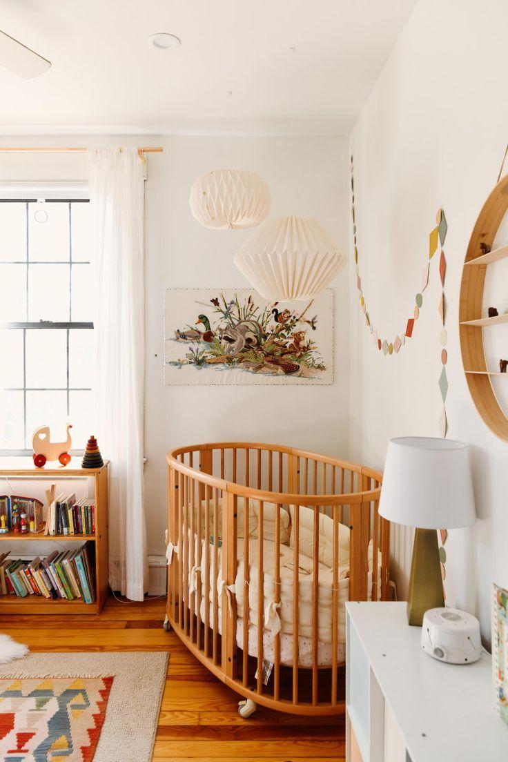 Bohem Bebek Odası Fikirleri