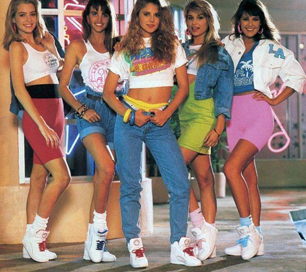 Unutulmaz 80'ler :)