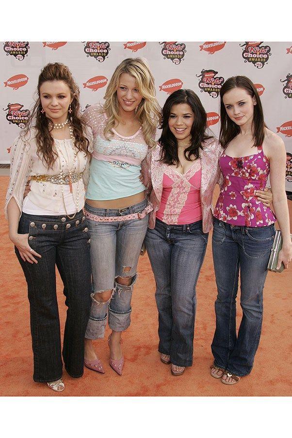 2000'lerin Başında Moda