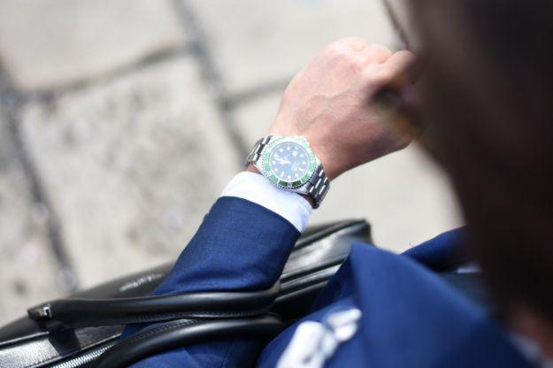 Erkek Saat Modası