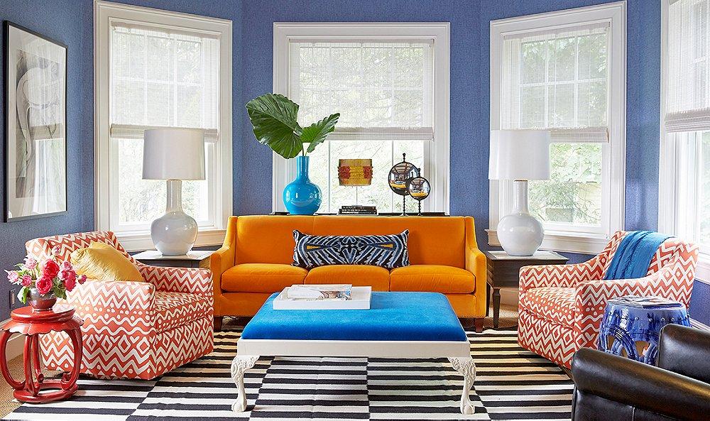 Renkli Ev Dekorasyonu Önerileri