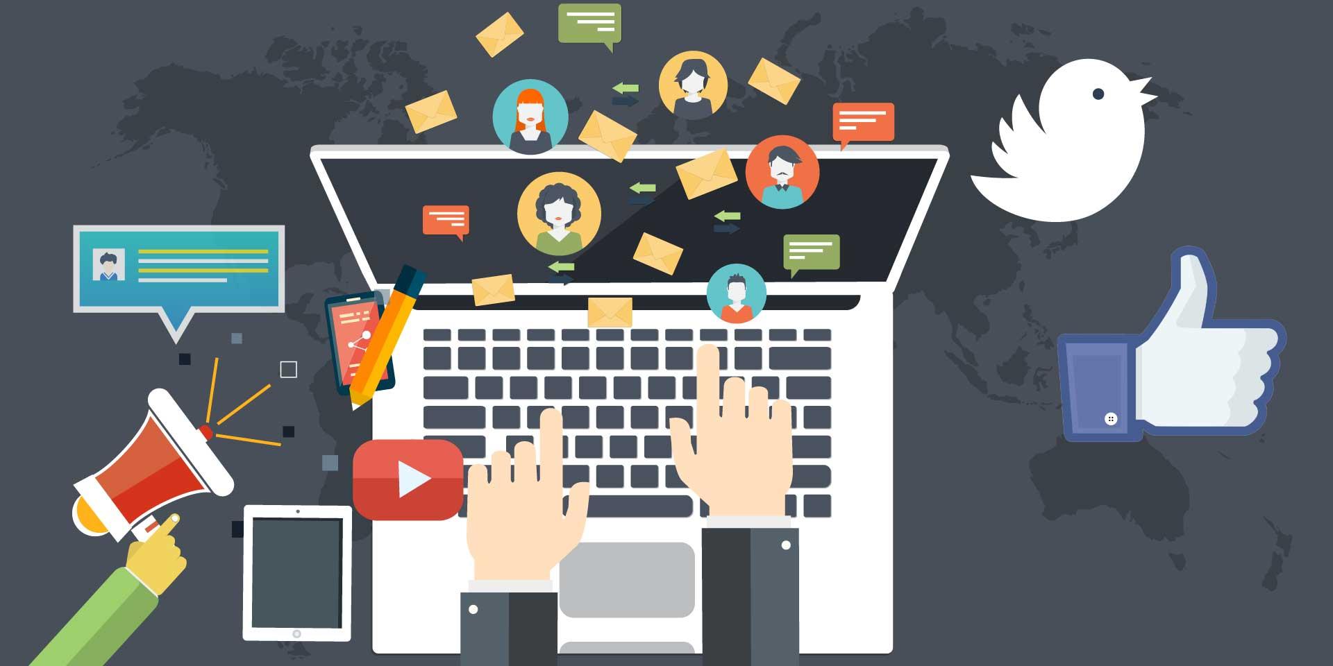 sosyal medya yöneciliği